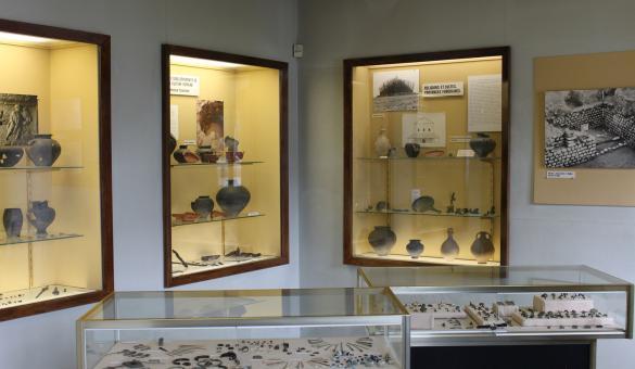 Musée communal - archéologie - art - histoire - Nivelles
