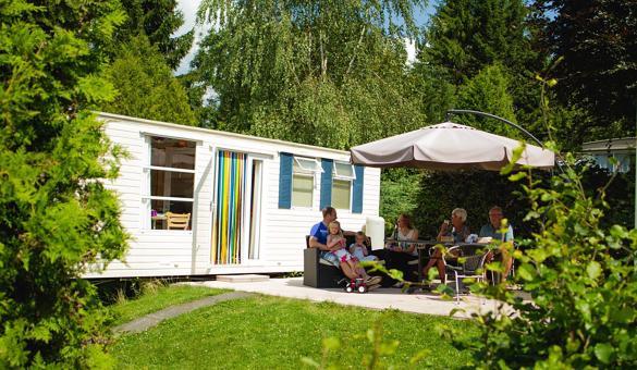 Camping Hohenbusch - Burg-Reuland - Mobil-Home