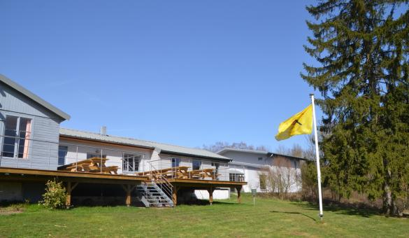 Meublé de vacances - Centre Nature Jalna - Somme-Leuze