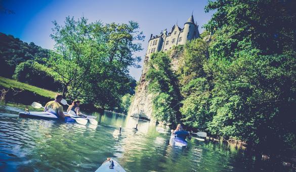 DINANT - Evasion - location - kayak
