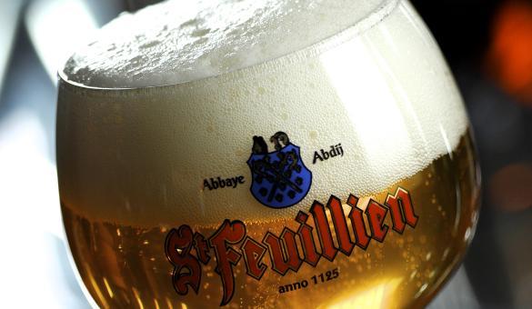 Brasserie St-Feuillien - Le Roeulx - bière
