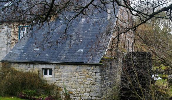 Moulin - Resteigne - Wallonie Terre d'Eau