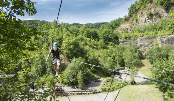 The Outsider Ardennes The Rock, l'aventure parc | Hamoir
