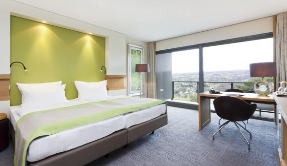Silva Hotel Spa Balmoral - design room lake