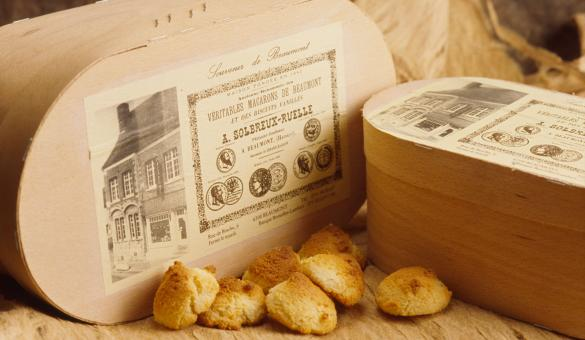 MTBH- macarons de Beaumont - Boulangerie Solbreux