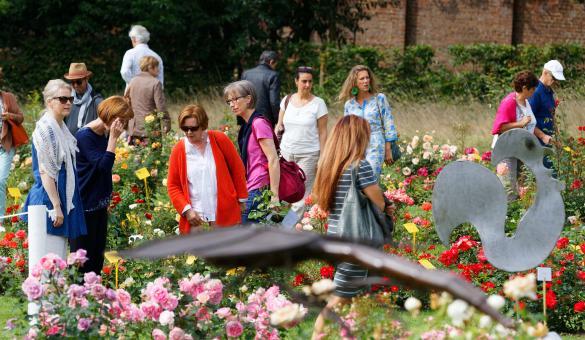Royal Concours International de Roses Nouvelles du Roeulx