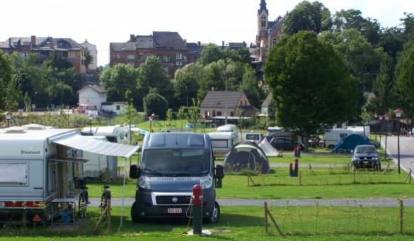 Camping - Les Roches - Rochefort