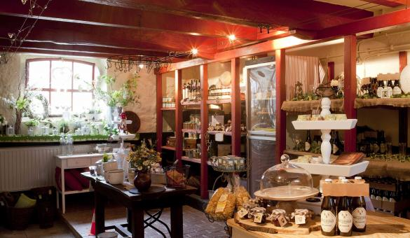 Brasserie de Bellevaux - intérieur