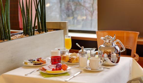 Silva Hotel Spa Balmoral Petit Déjeuner