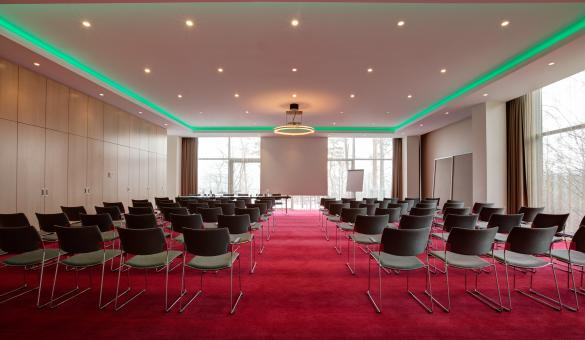 Silva Hotel Spa Balmoral meeting room