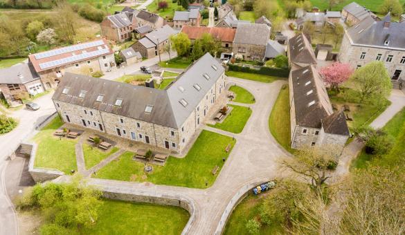 Gîte d'Étape - KALEO - Villers Sainte Gertrude - Hébergement - séjours - activités