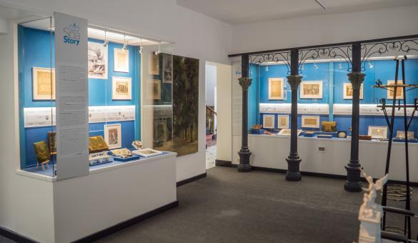 Visitez le Musée de la Ville d'eaux à Spa
