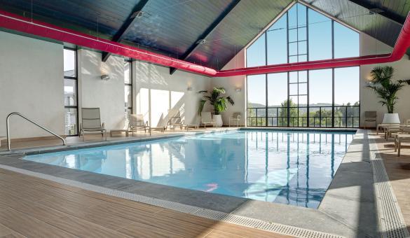 Azur en Ardenne - centre de vacances - wellness - Barvaux-sur-Ourthe