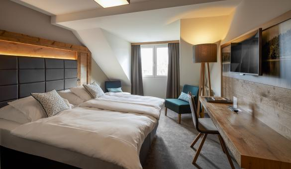 Discover the Hotel Bütgenbacher-Hof - a peaceful haven in the Ardennes