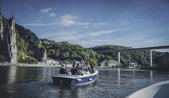 DINANT - Evasion - croisière - location - bateau