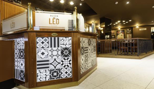 Hôtel - Léo Station - Bastogne - chambre - gastronomie