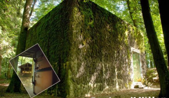 Bunker di Hitler - Quartier Generale Tedesco a Brûly-de-Pesche (provincia di Namur)