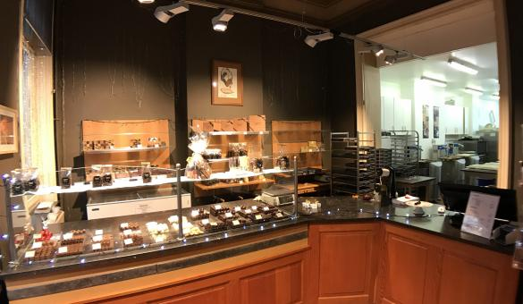 Chocolaterie Legast à Braine-le-Comte