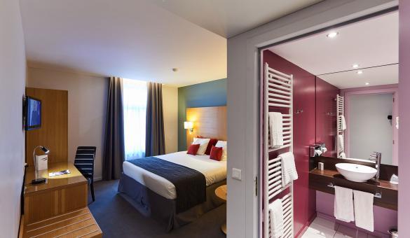 Hôtel - Couronne - Liège