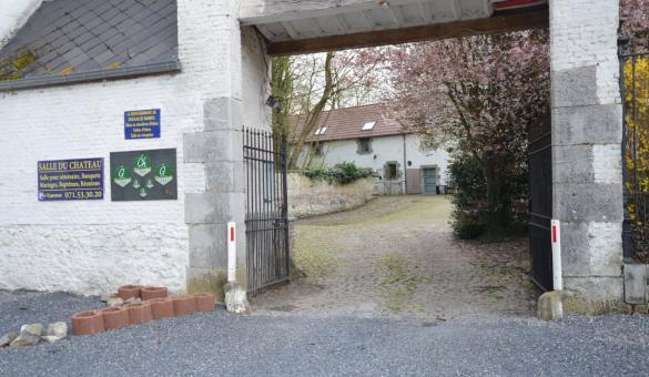 Gentilhommière du Château de Ragnies - Thuin