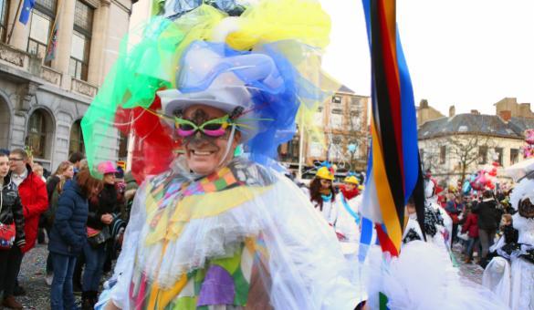 Carnival of Charleroi 2018