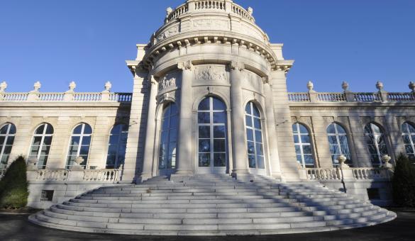 Musée de la Boverie in Liège: fine arts and exhibitions