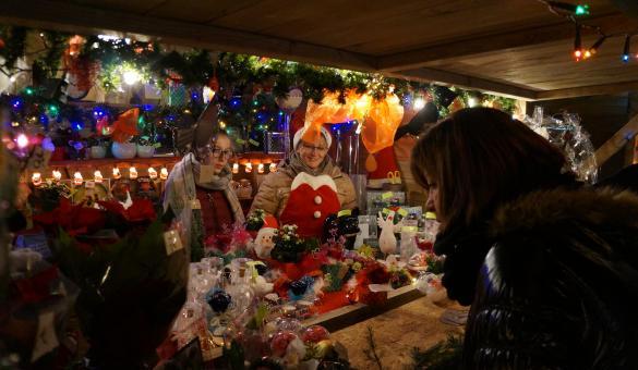 Kerstmarkt van Oupeye