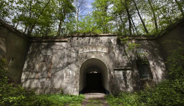 Fort d'Emines, un lieu de mémoire de la Grande Guerre