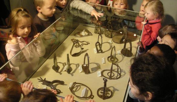 Visite per bambini al Museo del Cavallo di Spa - Provincia di Liegi (Vallonia)