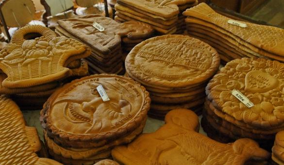 Couques - Dinant - biscuit - tradition