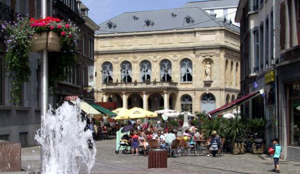 Découvrez le Théâtre de Namur