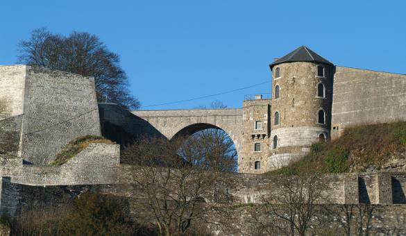 Citadelle de Namur- point de vue