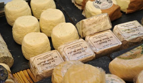 Proef de beroemde kaas van herve