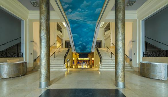 Profitez des nombreux spectacles et concerts au Théâtre Royal de Mons