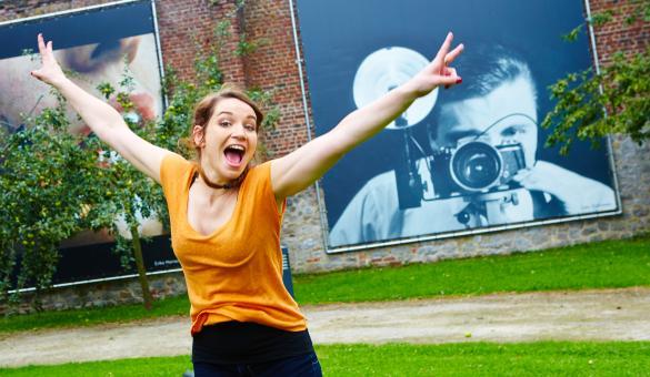 Kom het Fotogafiemuseum ontdekken in Charleroi (Mont-sur-Marchienne), in Henegouwen