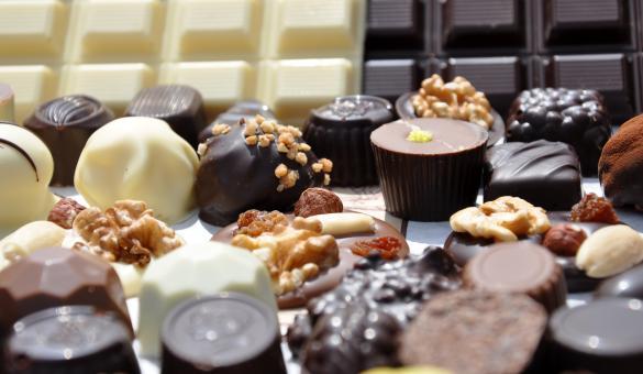 Chocolatier Vincent Fontaine à Houffalize, au coeur de l' Ardenne
