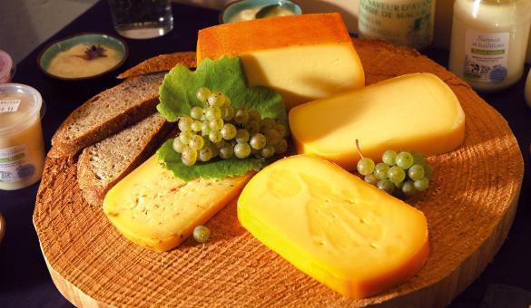 Découvrez les savoureux fromages de la Gaume, Luxembourg