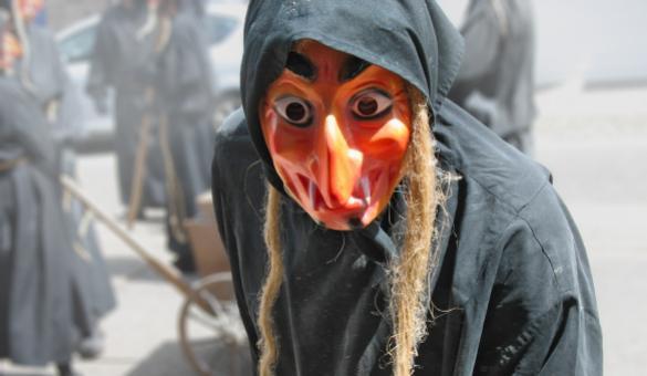 Découvrez le folklore des Macralles du Val de Salm à Vielsalm