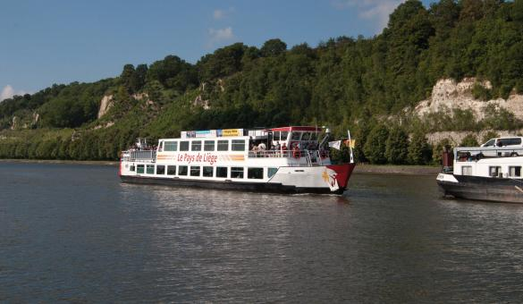 Cruises on the Meuse - Pays de Liège