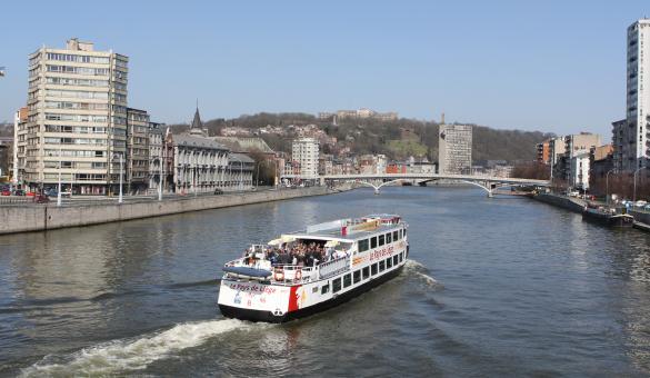 Pays de Liège - Boottocht op de Maas
