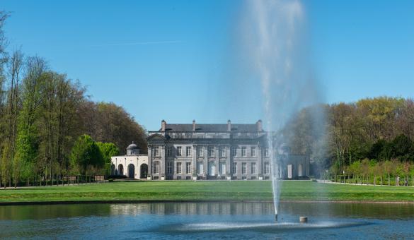 Visitare la Tenuta del Castello di Seneffe - Provincia di Hainaut (Vallonia)