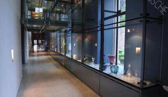Come and discover the history of glass and crystal at the Cristal Discovery museum, at the Val Saint Lambert site in Seraing.