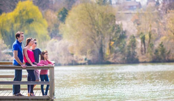 Famille - Activités - sport et détente - Paysages - nature