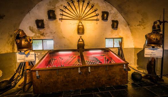 Entdecken Sie die Zitadelle von Dinant und ihre Geschichte