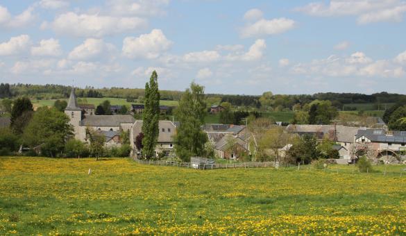 Hotton village ardenne