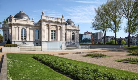 Discover Liege's Parc de la Boverie