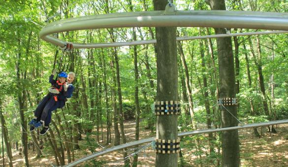 Avonturenpark Waver, vrijetijdspark in de buurt van Brussel