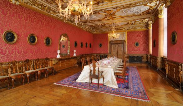 Visitare il Castello di Modave - Provincia di Liegi (Vallonia)