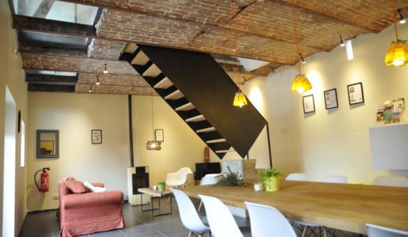 Gîte rural Moulin Castral 1 intérieur