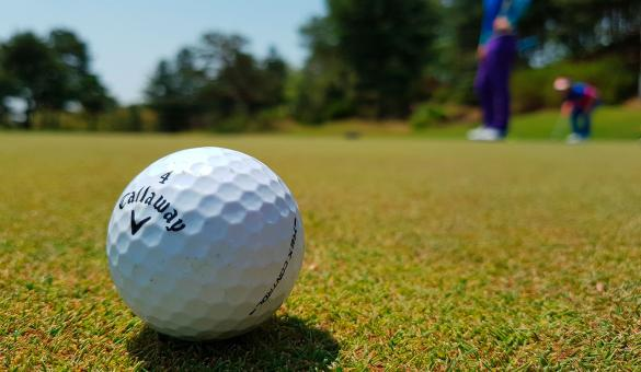 Golf - cours - club - green - handicap - play off
